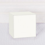 4x4x4 blank block oatmeal