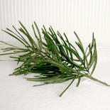 """28"""" twister grass spray deep green"""