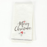 24x17 tea towel (MRY CRSTMS) multi