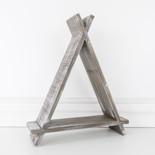 13.5x16x4 wd teepee shelf bn