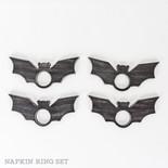 7.5x3.25x.25 wd npkn rngs s/4 (BATS) bk