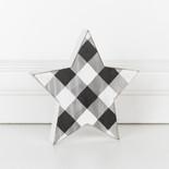 7x7x1 wd (STAR) bk/wh