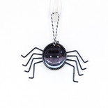 6x3x.5 wd tag (SPIDER) bk/wh