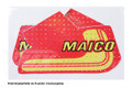 Tank Decal Set 81 Maico Full Side Perforated MXM