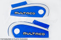 Tank Decal Set 74 Bultaco 250 Pursang