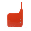Front Number Plate 81-82 CR125-480 Tahitan Red