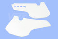 Side Panel Set 85-86 KTM125/250/500 White