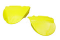 Side Panel Set 77-78 YZ125 Satin Yellow