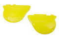 Side Panel Set 75 MX 250/400 & 76 YZ250/400 Yellow
