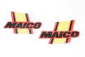 Tank Decal Set 77-78 Maico