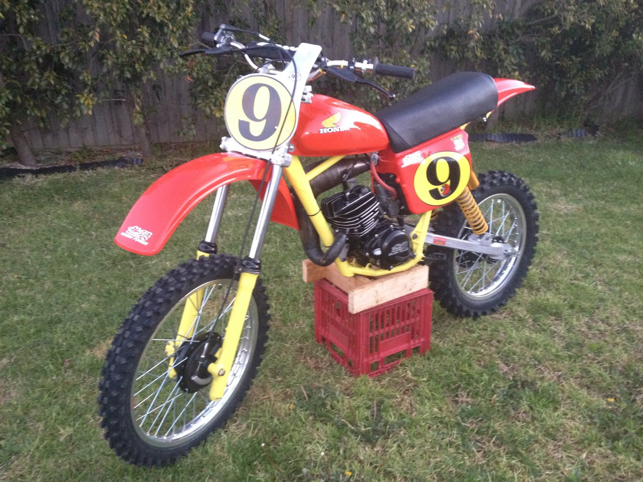 Honda Cr125 Mugen Replica Vmx Unlimited