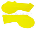 Side Panel Set 79-80 RM250/400 Semi-Gloss Yellow