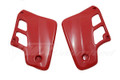 Radiator Shrouds 88 CR500 will also fit 86-87