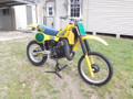 Suzuki 83 RM250D Price Reduced - SOLD