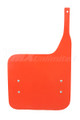 Front Number Plate 83-87 CR125-500 Flash Red