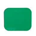 Number Plate Rectangular Green 285 x 240mm