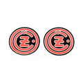 Tank Decal Set 74-75 CZ Tank decals Red Frame