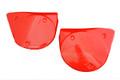 Side Panel Set 76-77 Maico Semi-Gloss Red