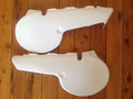 Side Panels 1980 Yamaha YZ100 In White