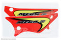"Side Panel Decal Set 81 Maico ""Swoosh"" design MXM"