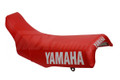 Seat Cover 83-85 YZ125 K/N Red gripper