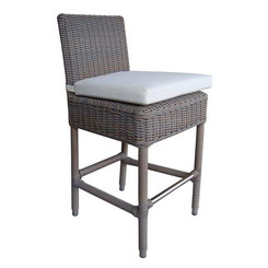 Padma's Plantation Outdoor Boca Counter Stool