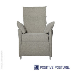 Positive Posture Sora Fabric True Zero Gravity Recliner
