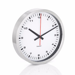 Blomus Era Stainless Steel Wall Clock Medium