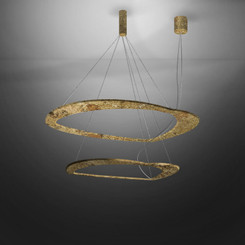 Zaneen Diadema - 2D Small Suspension Light
