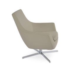 sohoConcept Rebecca 4 Star Arm Chair Leather