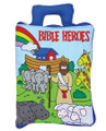 Bible Heroes Soft Cloth Book