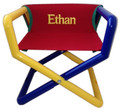 Jr Director Chair Primary Colors