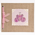 Butterfly Baby Memory Book