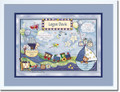 Personalized Birth Certificate Artwork