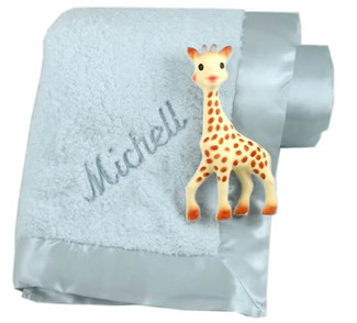 Little Giraffe Blankie