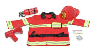 Fire Role Play Costume