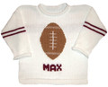 Personalized Football Sweater