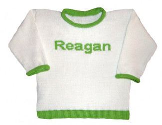 Personalized Sweater