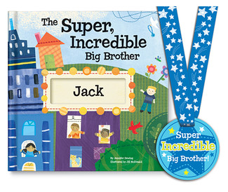 The Super Incredible Big Brother Book