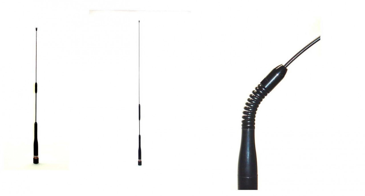 1 4 Dual Band Mobile Antenna: Dual Band Antenna Kit 2 Meter