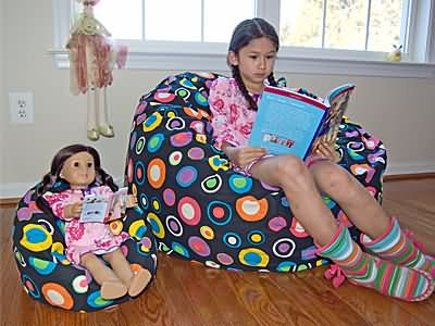 They'll read more with their dolls by their side!