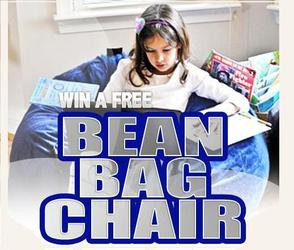 win a bean bag at austisable