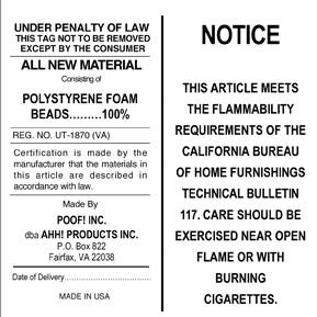 Law Label