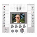 AiPhone AX-8MV-W AUDIO/VIDEO MASTER STATION, WHITE, Part No# AX-8MV-W