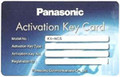 PANASONIC KX-NCS3508 NCP 8ch IP-PT Activation Key - RFA, Part No# KX-NCS3508