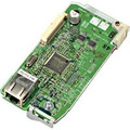PANASONIC KX-TVA594 Voice Messaging LAN Card LAN Interface Card, Part No# KX-TVA594