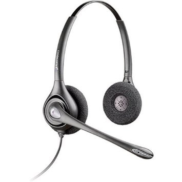 PLANTRONICS  HW261N Binaural Headset, Part No# 64339-31