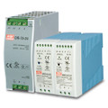 PLANET PWR-40-24 24V, 40W Din-Rail Power Supply (MDR-40-24) - slim type, Part No# PWR-40-24