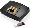 SYNECTIX MOH1200 USB  Music On Hold MP3 Music On Hold with USB Flash Drive, Part No# MOH1200 USB