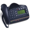 Mitel 3000 8 Button Full Duplex Phone (Charcoal) Model 4110 ~ Part# LR5829.06200